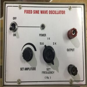 buy fixed frequency sine wave oscillator by Infralab in India