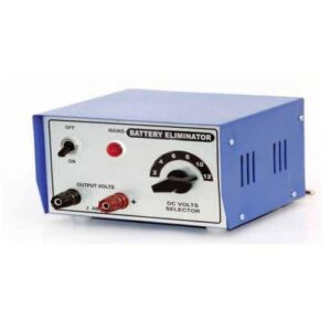 battery eliminator by Infralab